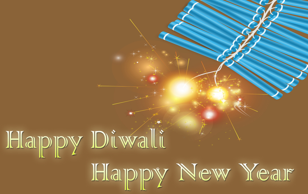 Happy Diwali And New Year Wallpapers: Happy Diwali & Happy New Year!